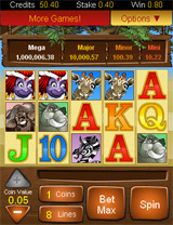 Android Casino Games