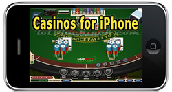 Casino for iPhone