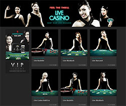 Bet365 Mobile Live Dealer Casino